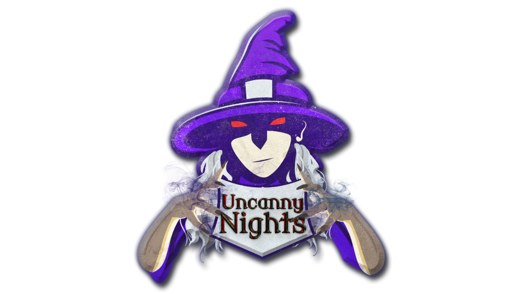 New logo for Uncanny Nights (former Witch Hunt)